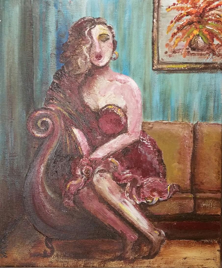 peinture juanita
