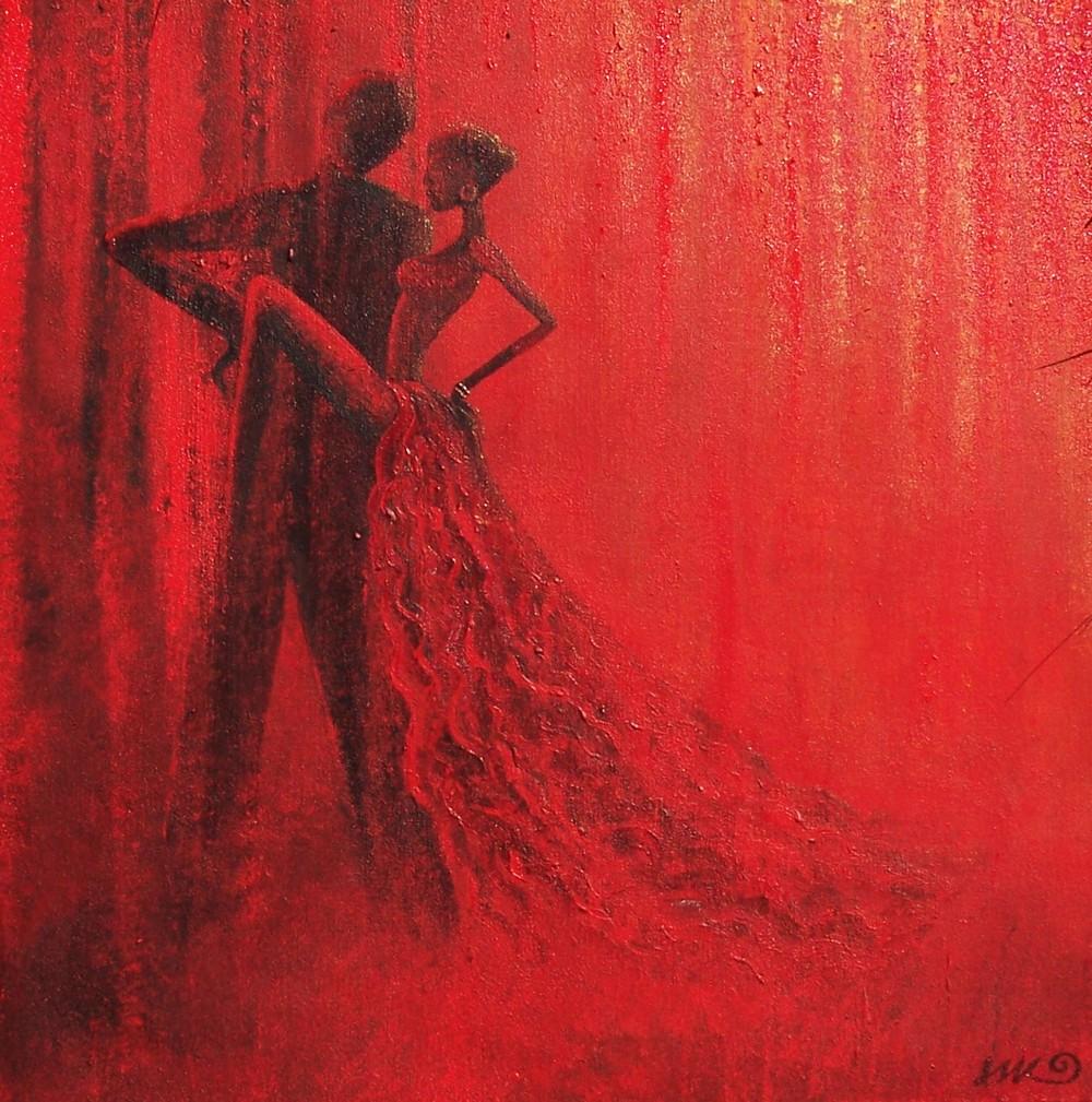peinture tango